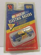 LIFE LIKE SLOT CAR HO SCALE ( NASCAR FORD T-BIRD #81 SQUARE D BLUE/YELLOW ) NEW