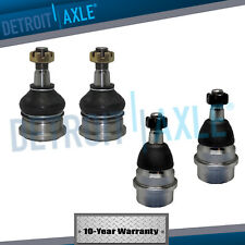 New 4pc Front Upper & Lower Ball Joints for Jeep Commander Grand Cherokee