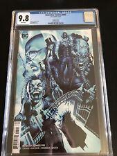 DETECTIVE COMICS #995 CGC 9.8 DC Comics 3/19 Batman