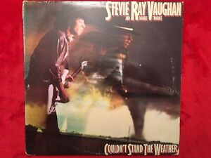 Stevie Ray Vaughan  Couldn't Stand The Weather  LP  1984  Epic  FE39304  US  NM-