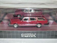 Matrix Mercedes Benz W116 Crayford Estate USA red