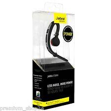 "Deluxe JABRA STORM iPhone 6S Plus 5,5"" 6  Bluetooth Bügel Headset Rot - Silber"