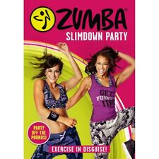 Zumba Slimdown Party 5053083098766 DVD Region 2