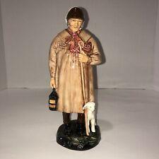 "Royal Doulton ""The Shepherd"" Hn1975 Porcelain Figurine"