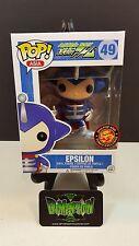 FUNKO POP! ASIA EXCLUSIVE ASTRO BOY EPSILON FIGURE #49 MIB METALLIC BLUE SDCC