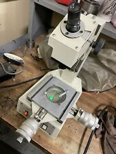 Mitutoyo 176 901 1a Toolmakers Microscope