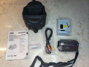 JVC Everio GZ-MG330HU 30 GB Hard Disk Drive Camcorder Bundle Bag, Cords, Remote