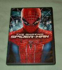 The Amazing Spider-Man (DVD, 2012, Includes Digital Copy UltraViolet)