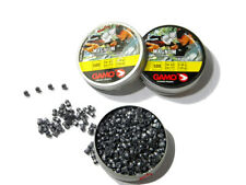 GAMO MAGNUM 500pcs Heavy Pointed Pellets .177 Cal.4.5 mm DOUBLE RING 7,56grain