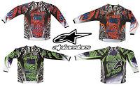 Alpinestars Jersey Charger Motocross Mx Enduro Mtb Dh Genuine UK Stock