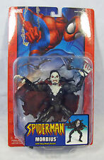 Spider-Man Morbius with Fang 6 inch Action figure 2006 Toy Biz NIP 4+ S97-17a