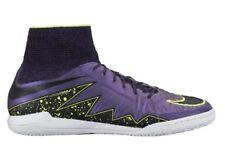 Nike HypervenomX Proximo Indoor Soccer Shoes - Hyper Grape 747486-505 Size UK 11
