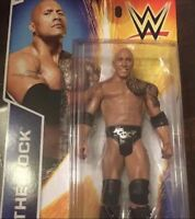 BRAND NEW WWE THE ROCK BASIC SUPERSTAR New In Box