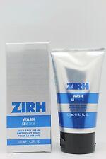 Zirh Wash Mild Face Wash, 4.2 Ounce (BNIB)