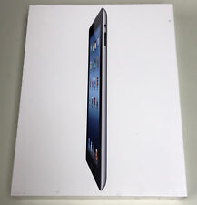 NEW Sealed Apple iPad 3rd Generation 32GB Wi-Fi Black MC706LL/A A1416 iOS 5