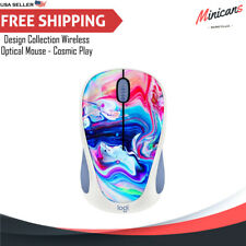 Logitech - Personalized Design Collection Wireless Optical Mouse