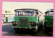 Malta Transport ~ Bus Y0792: Tonna-bodied Maltese-built chassis - Valletta 1991