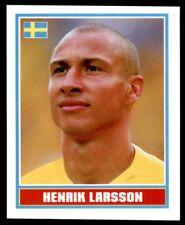Merlin England (World Cup) 2006 - Henrik Larsson Sweden No. 182