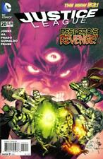 Justice League #20 (Vol 2)