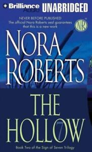 The Hollow by Nora Roberts (2008, Unabridged) 9 CDs