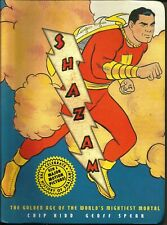 Shazam: The Golden Age Of The World's Mightiest Mortal Chip Kidd Like New ID#61