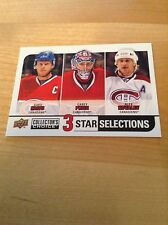 08-09 2008-09 COLLECTOR'S CHOICE KOIVU PRICE KOVALEV 3 STAR SELECTIONS 266 HABS