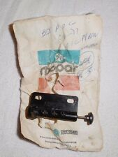 69 - 78 Chrysler Dodge  C Body Vacuum Recirculating Transfer Switch with ATC