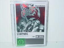 "*****DVD-SCORPIONS""UNBREAKABLE WORLD TOUR 2004""-2010 Sony Music NEU/OVP*****"
