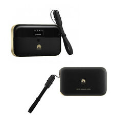 Huawei E5885 LTE 300mbps cat6 4G Móvil WiFi hotspot 6400mah E5885ls-93a negro