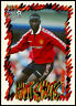 Andy Cole #50 Futera Manchester United 1999 Football Trade Card (C338)