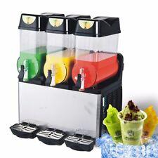 SPÄTSOMMER RABATT! Slush Eis Maschine   12 Liter   1, 2 oder 3 Behälter   NEU