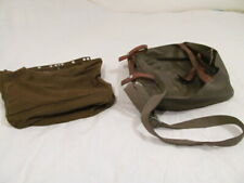Vintage Swiss Army Bread Bag Good Original Condition