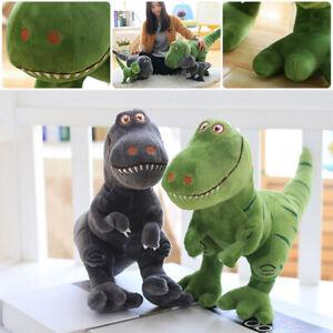 40/55cm Cute Plush Dinosaur Toy Doll Soft Stuffed Animals Kids Birthday Gift New