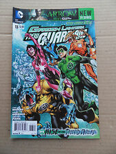 Green Lantern :  New Guardians 13 . DC 2012 - VF - minus
