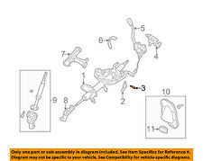 TOYOTA OEM Steering Column-Bolt 4589712020