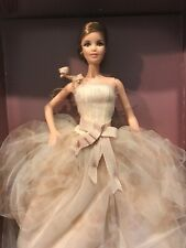 "Vera Wang Barbie Bride ""The Traditionalist"" Gold Label 2010 2500 WW NRFB"
