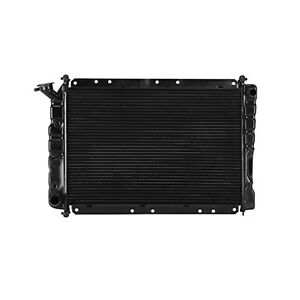 RAD883 New Replacement Radiator Fits 1982-1983 Dodge 400