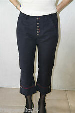 pantacourt jeans denim M&F GIRBAUD next boyfriend T 38 (29) NEUF ÉTIQUETTE 2013