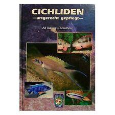 Große Buntbarsche Tetra Verlag Amerikanische Cichliden Ii *neu*