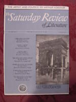 Saturday REVIEW January 31 1942 ARTHUR KOESTLER ANDRE MAUROIS