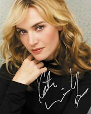 KATE WINSLET #1 - 10x8 PRE PRINTED LAB QUALITY PHOTO PRINT - Free Delivery