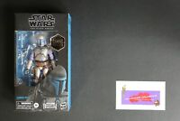 💎 STAR WARS JANGO FETT EXCLUSIVE E9995 FACTORY SEALED THE BLACK SERIES 💎