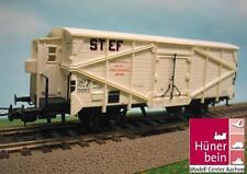 Heris 15041 SNCF 2-achsiger Kühlwagen Isotherme weiß Fa3fw STEF Ep.3 neu+OVP