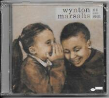CD Wynton Marsalis `He and She` Neu/New