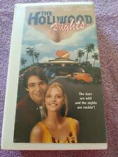 The Hollywood Knights VHS 80s cult teen coming-of-age Halloween night CLAMSHELL