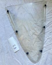 YAMAHA YZF-R125 YZFR125 GENUINE FRONT WIND SHIELD VISOR CLEAR