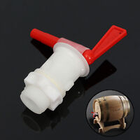 1Pcs Home Brewed Beer Brew Bottling Bucket Plastic Faucet Spigot Tap Replacement