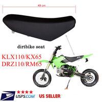 Tall Seat Kawasaki KLX110 KX65 DRZ110 RM65 Pit Bike Pitster Pro Coolster