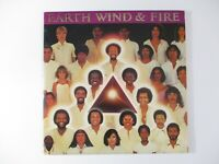Earth Wind & Fire Faces LP Columbia ARC 1980 Promo
