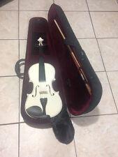 Black & White Violin